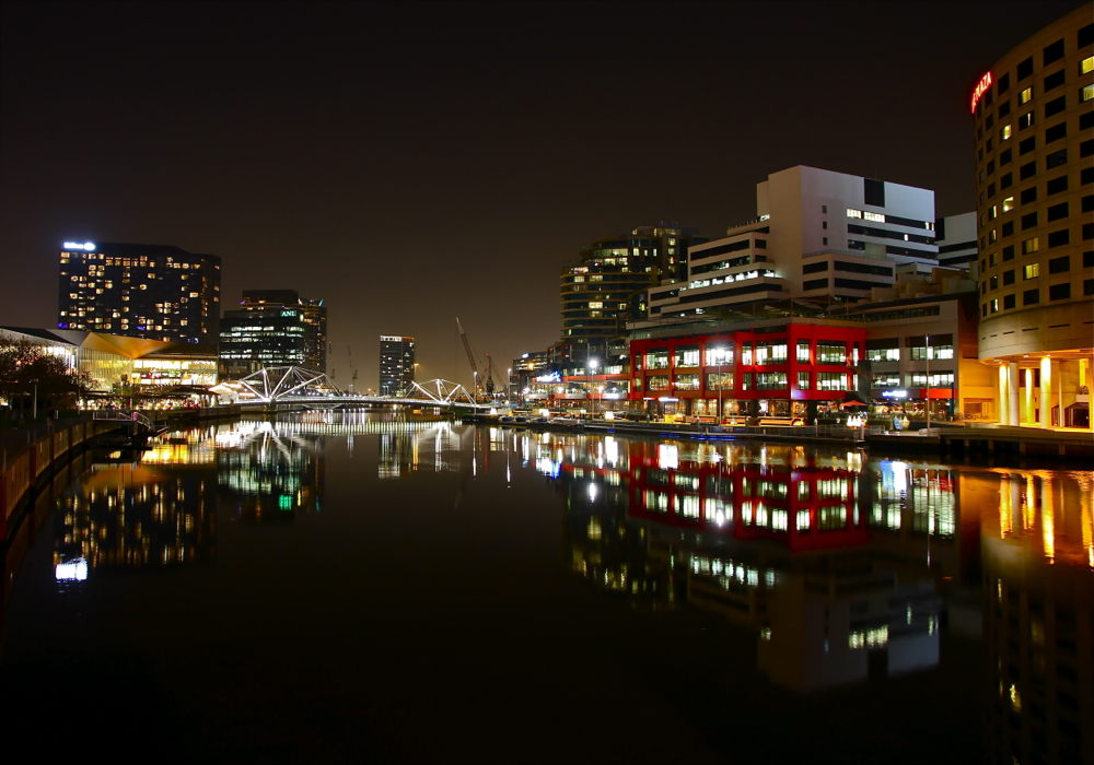 Melbourne at n8