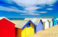 Melbourne, Brighton Beach