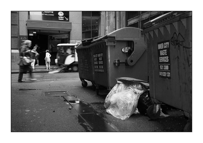 Melbourne Garbage