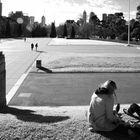 Melbourne Monument Picnic