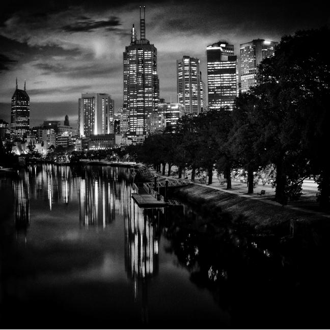Melbourne Nights