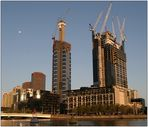 Melbourne: Southbank at dusk