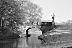 Melchersbrücke im Bürgerpark