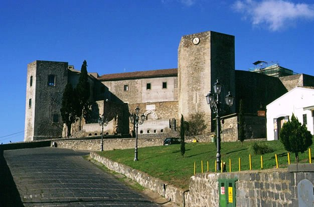 Melfi - PZ - il castello normanno