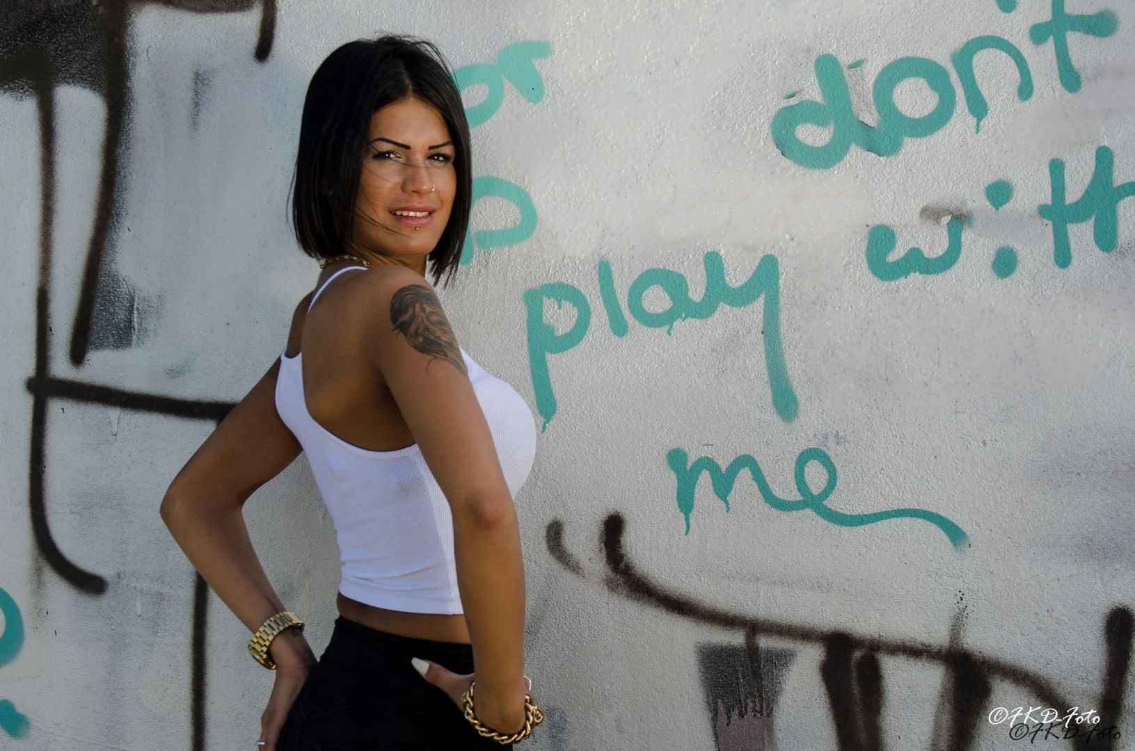 Melina - Don`t play with me