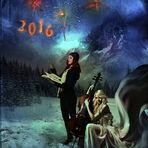 Melody of New Year's Eve