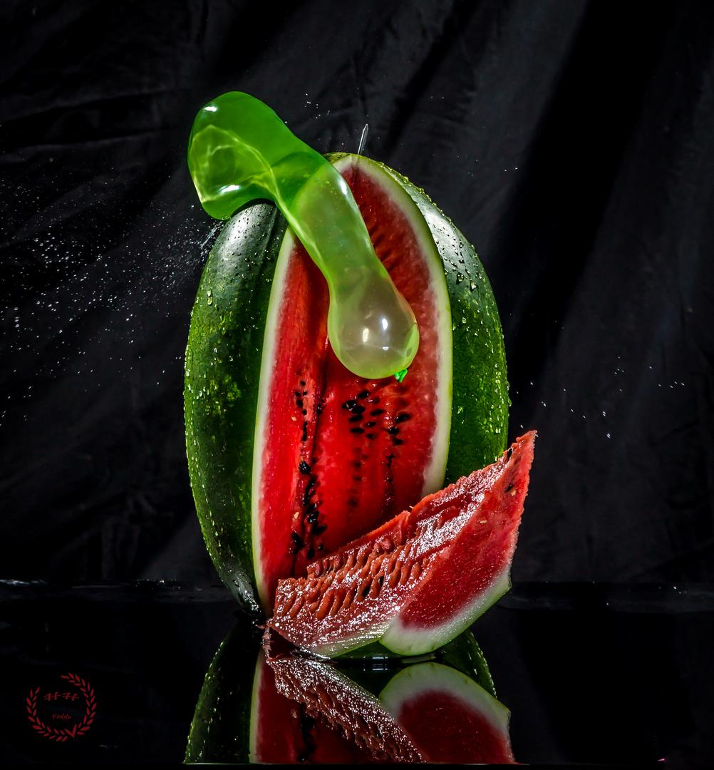 Melone die erste