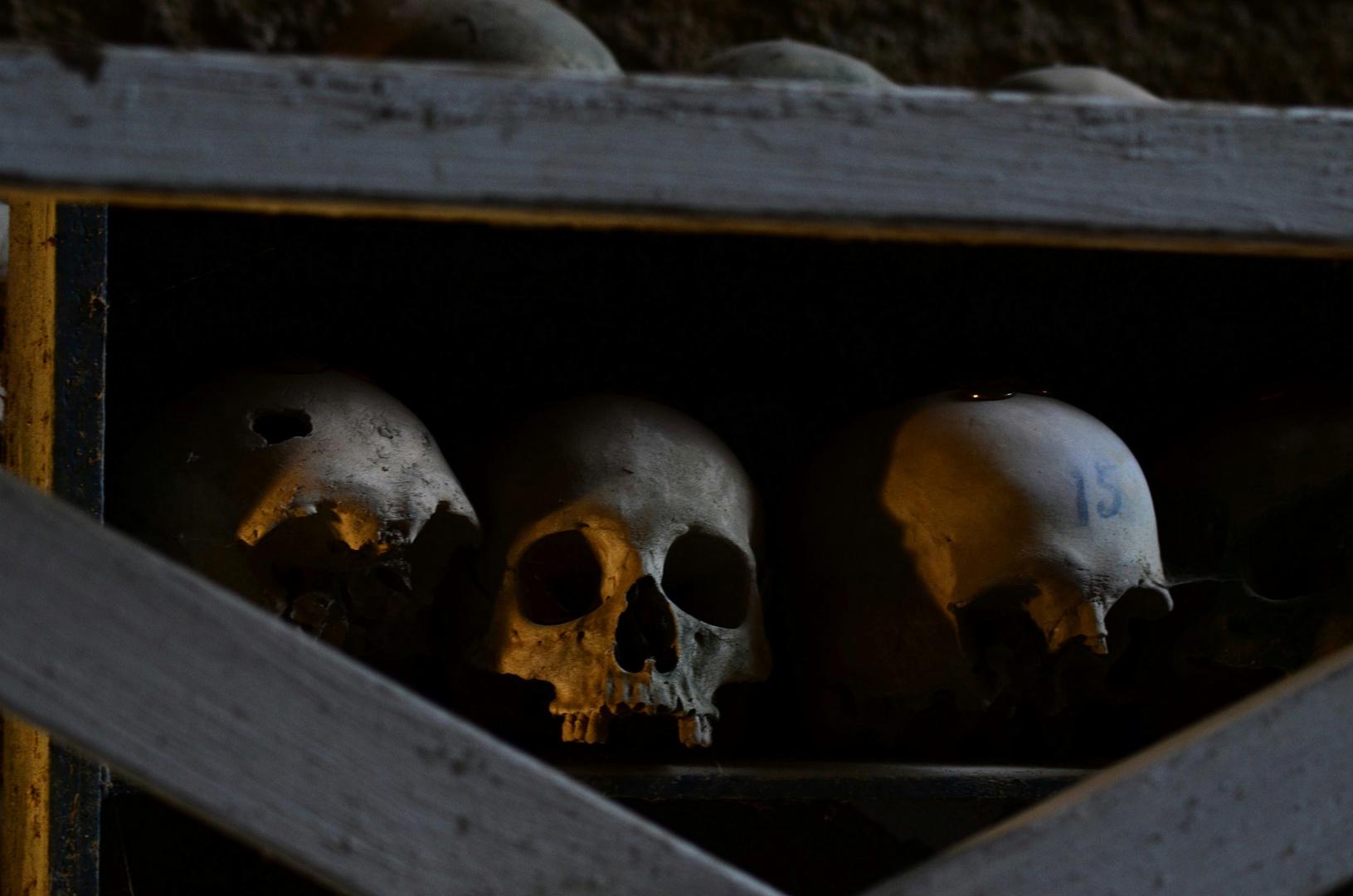 Memento Mori ... du wirst sterben