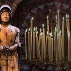 Memento Mori - Jeanne d' Arc