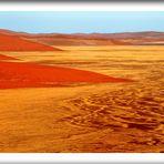 MEMORIAS DE AFRICA -SANGRE Y ORO -LAS DUNAS DE SOSSUSVLEY-NAMIBIA