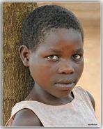 MEMORIAS DE AFRICA-UNA NIÑA DE KALAGALA-UGANDA