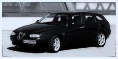 Memories _ Alfa Romeo 156 SW