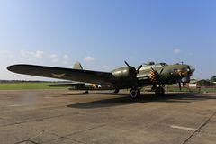 Memphis Belle, ready for take off
