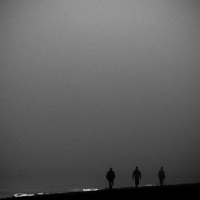 ...men as waves...
