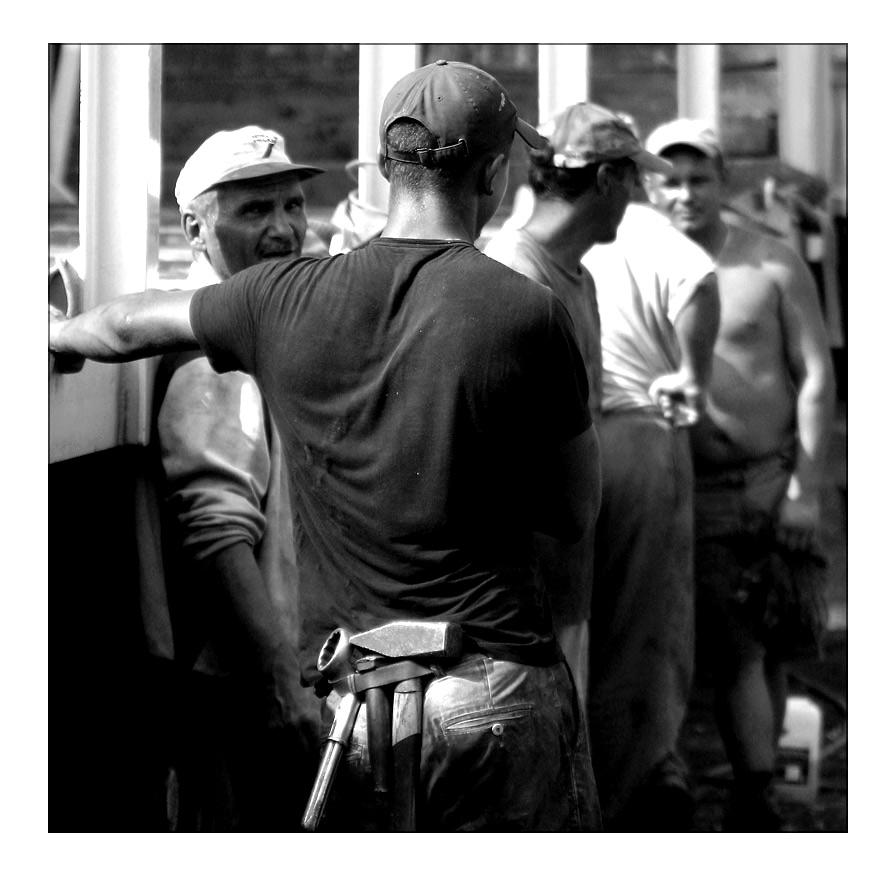 Men at Work III
