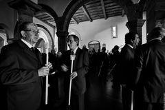 Men of faith (Sicily, 2011)