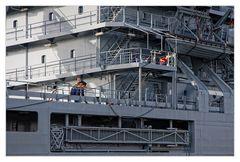 Men @ work: Werft