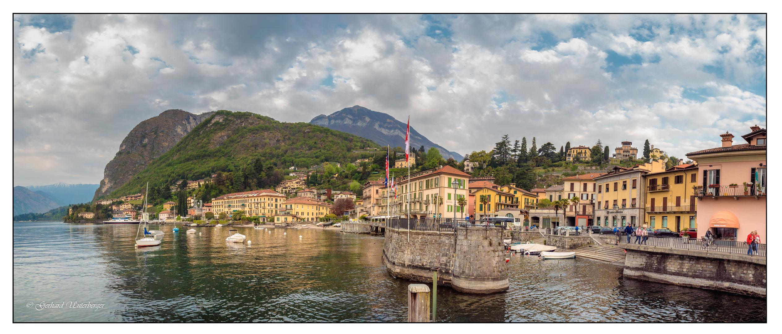 Menaggio, das zauberhafte Städtchen am Lago di Como