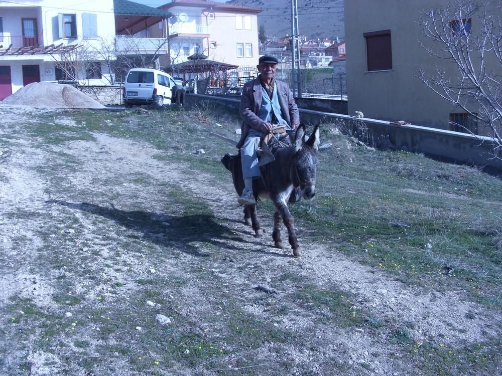 Menchen aus Türkei