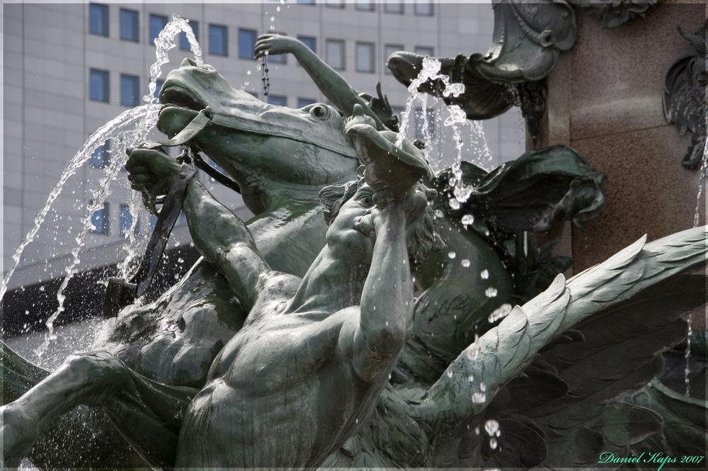 Mendebrunnen die zweite