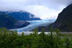 Mendenhall Gletscher