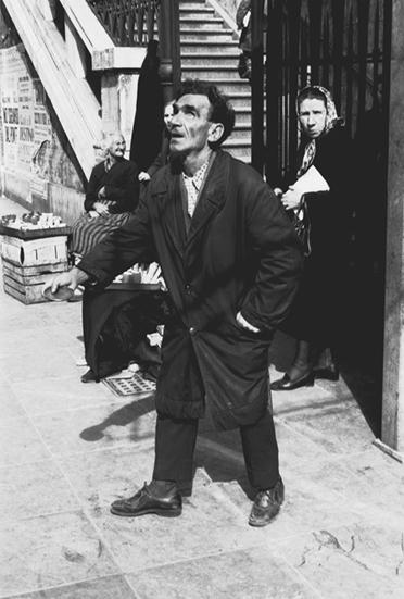 mendicante - Palermo 1965