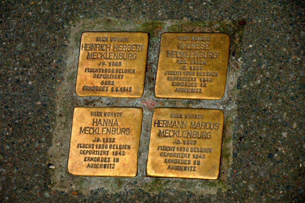 Mengstraße 52 - Familie Mecklenburg