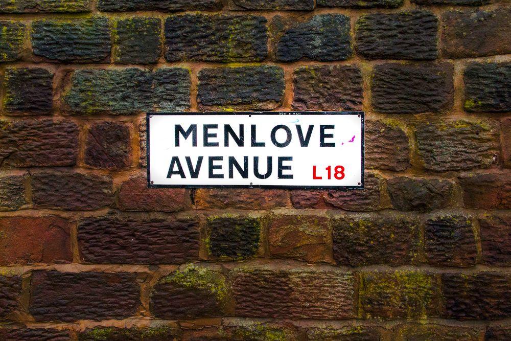 menlove avenue, liverpool, united kingdom