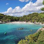 Menorca, Cala en Turqueta