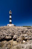 Menorca Impressionen - Leuchturm Cap de Artrutx (149)