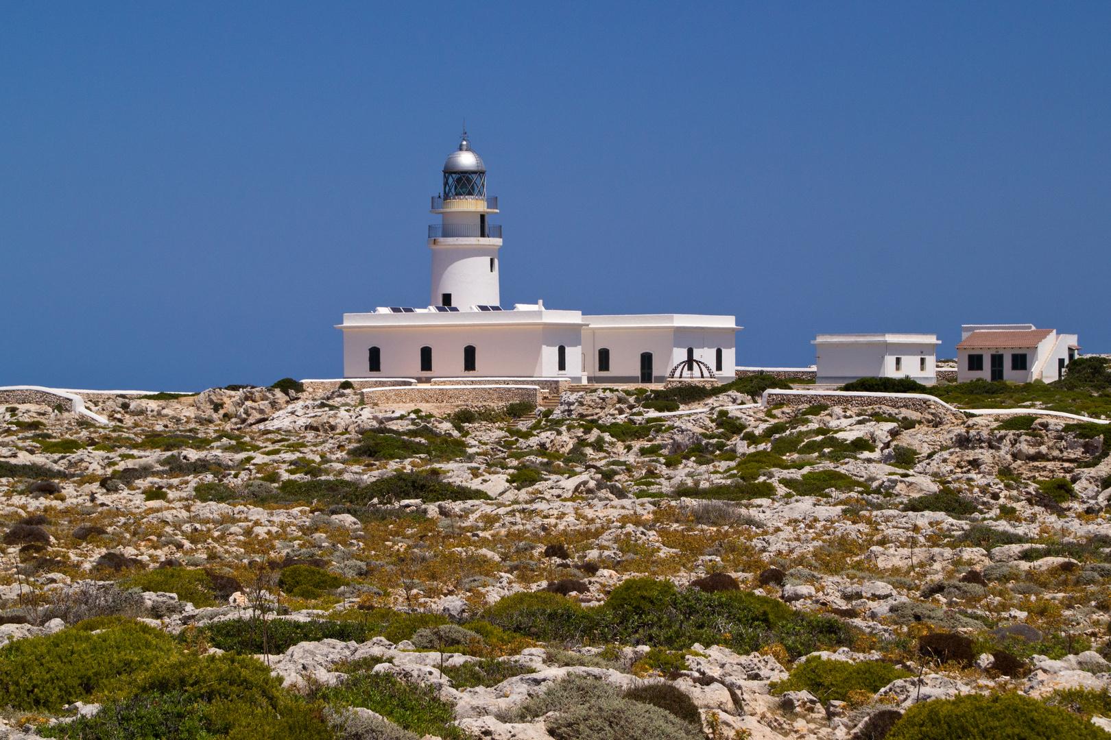 Menorca Impressionen - Leuchturm Cap de Cavalleria (139)