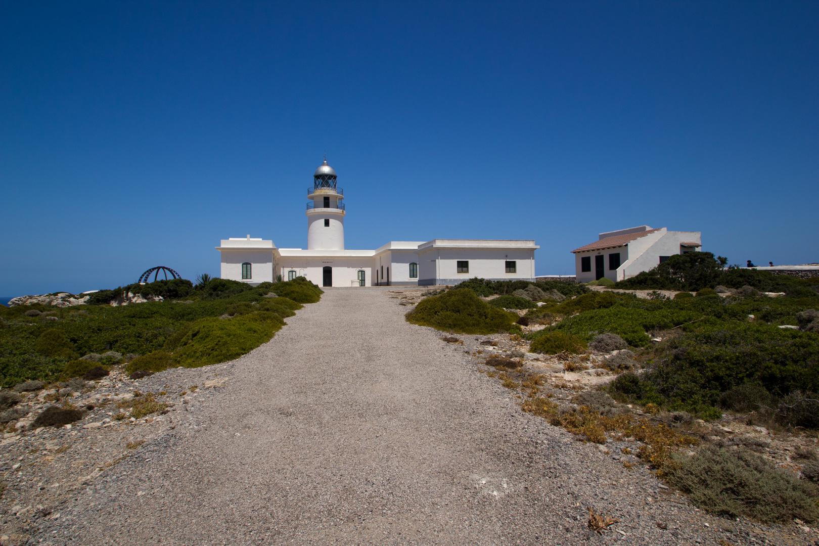 Menorca Impressionen - Leuchturm Cap de Cavalleria (144)