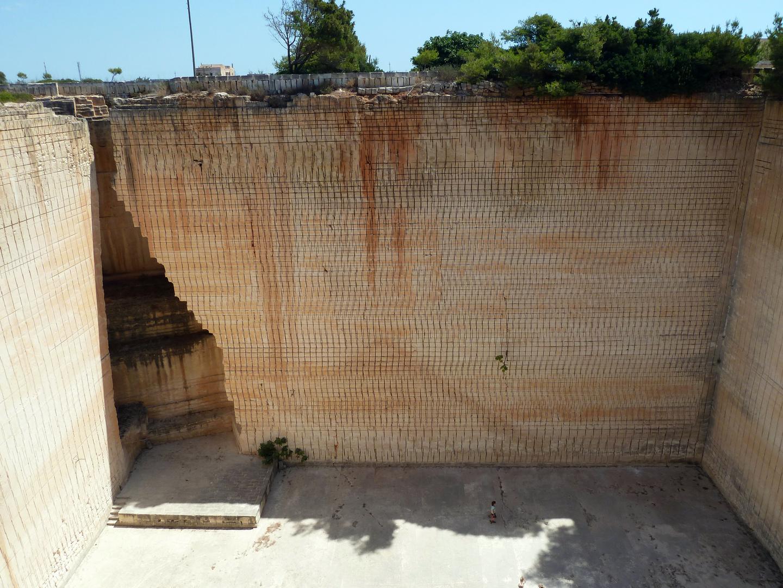 Menorca Impressionen - Steinbruch Lithica (160)