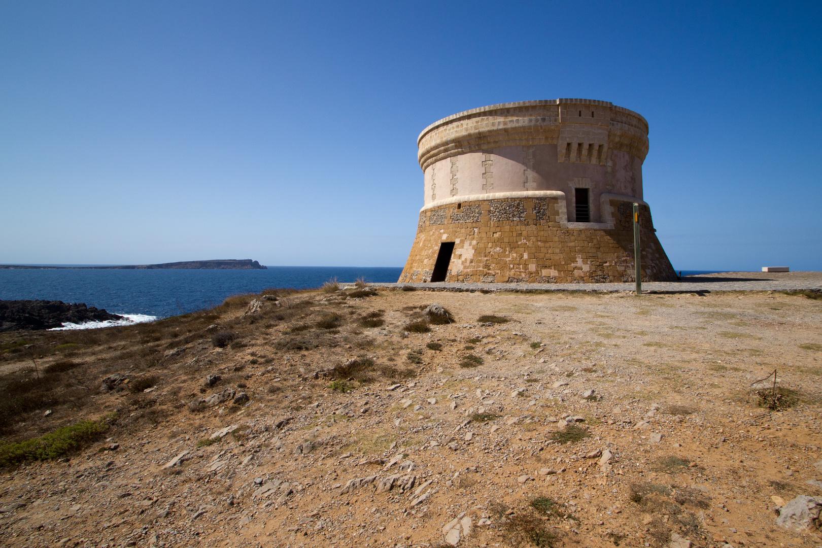 Menorca Impressionen - Torre de Fornells (201)