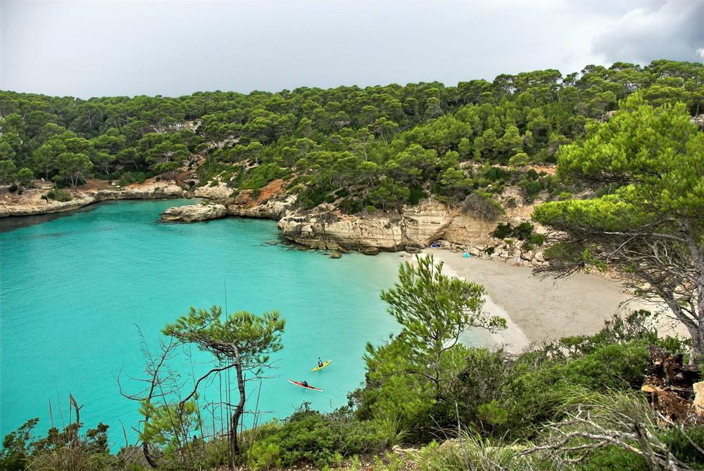 Menorca Nr. 10 - Cala Mitjana