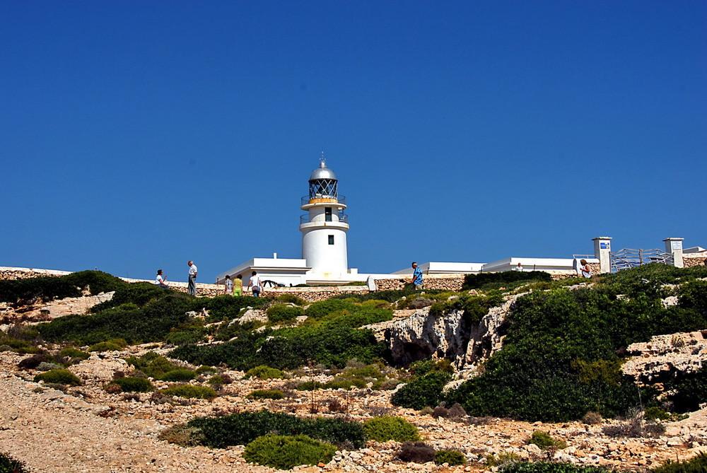 Menorca Nr. 8 - Leuchturm