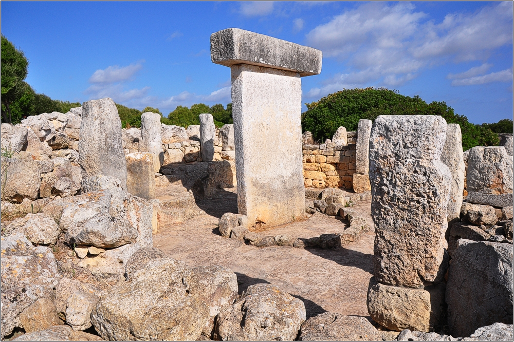 Menorca, Torralba d'en Salord
