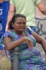 Mensch in Südamerika