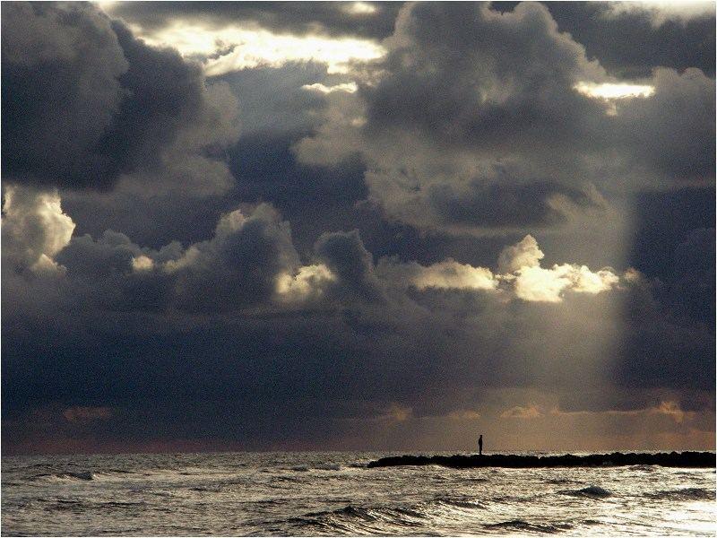 Mensch und Meer