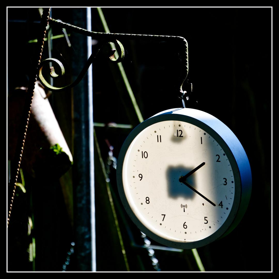 Mensch - wie die Zeit vergeht