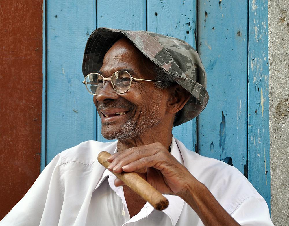 Menschen auf Cuba 04