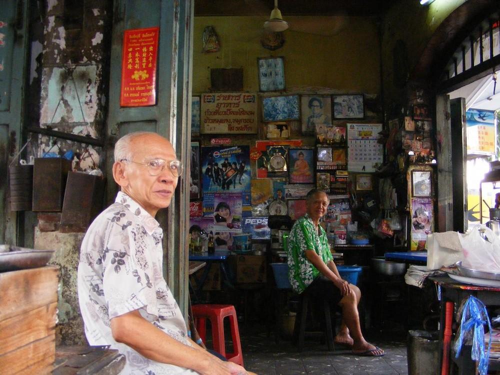 Menschen aus Chinatown 2