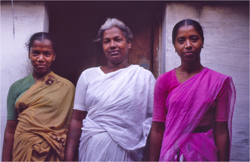 Menschen aus Südindien (2)