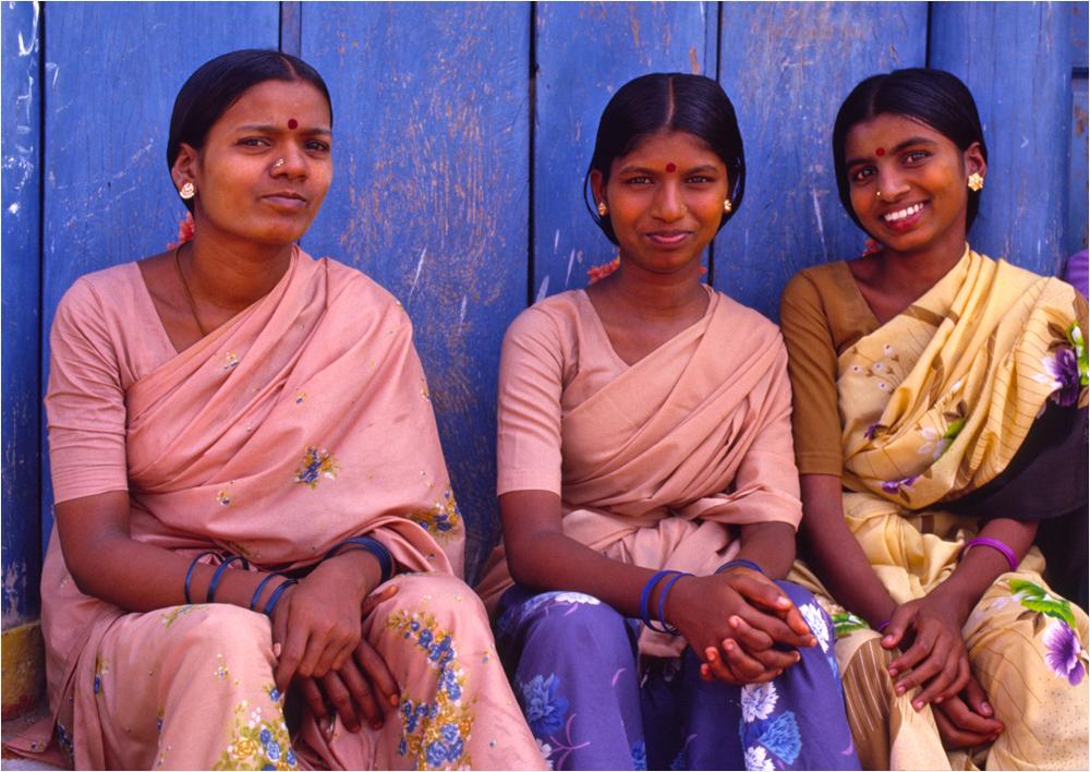 Menschen aus Südindien (23)