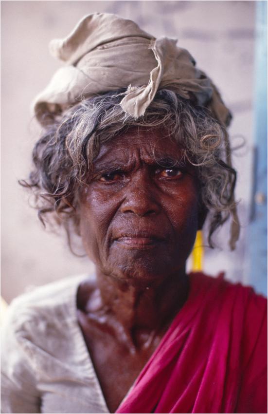 Menschen aus Südindien (3)