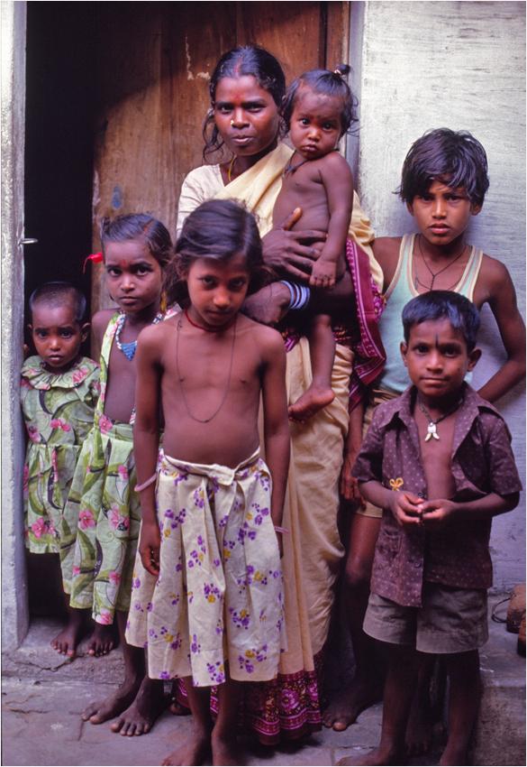 Menschen aus Südindien (6)