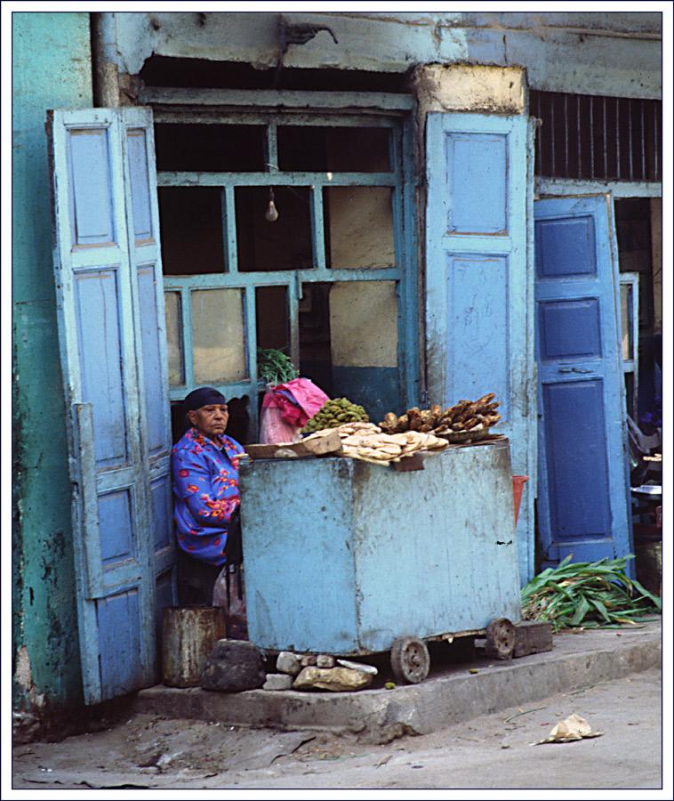 Menschen in Ägypten: Tante-Emma-Laden