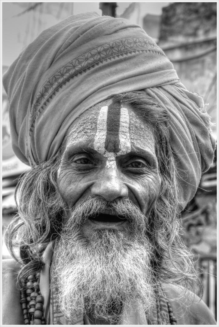 Menschen in Indien 13