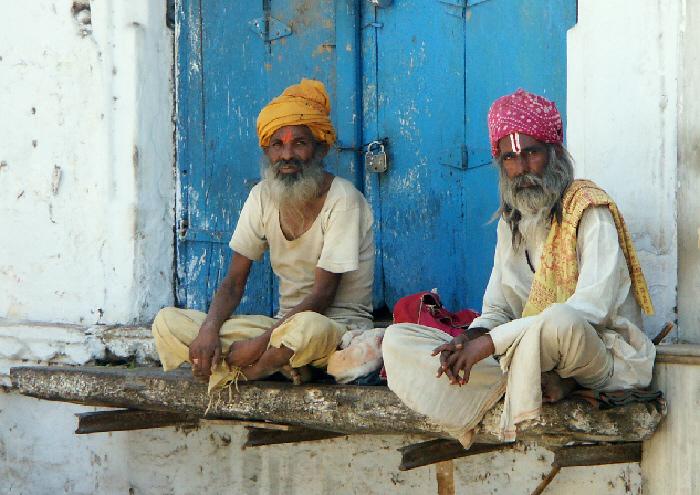 Menschen in Indien Bild 10