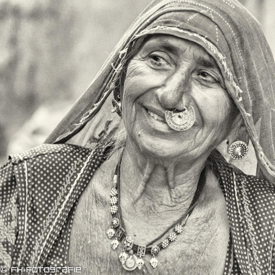 Menschen in Indien III